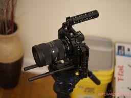 SmallRige Cage Panasonic Lumix G85 22 of 22