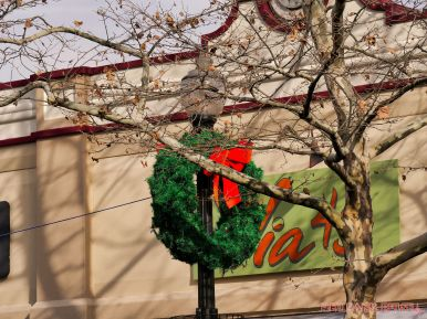 Red Bank Holiday Decorations Horse Rides 7 of 33