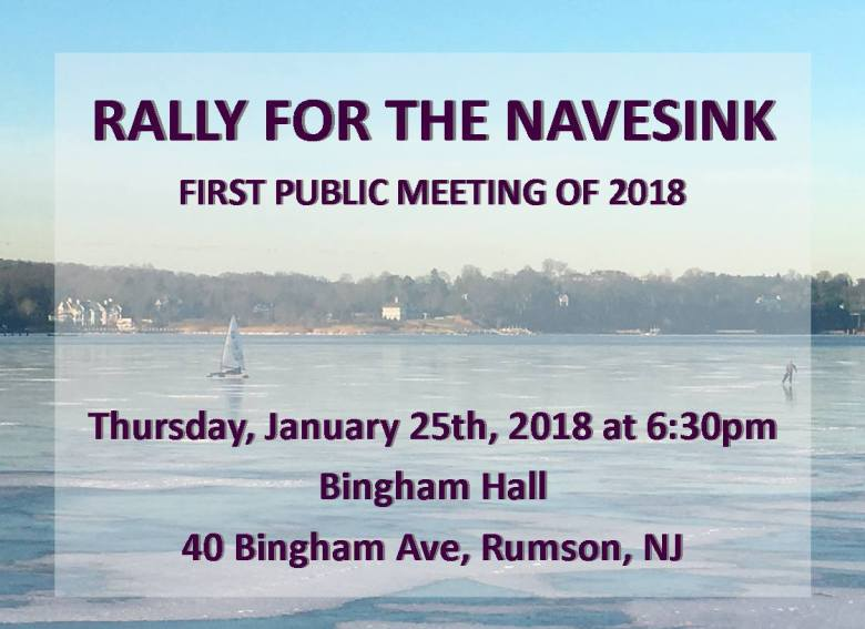 Rally for the navesink