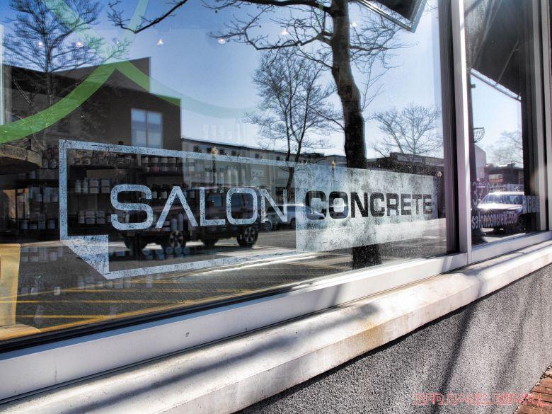Salon Concrete 16 of 20