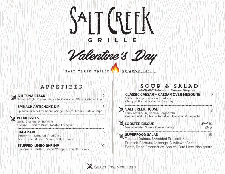Salt Creek Grille Rumson