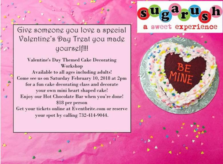 Sugarush Valentine's Day