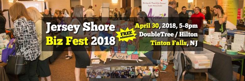 Jersey Shore Biz Fest