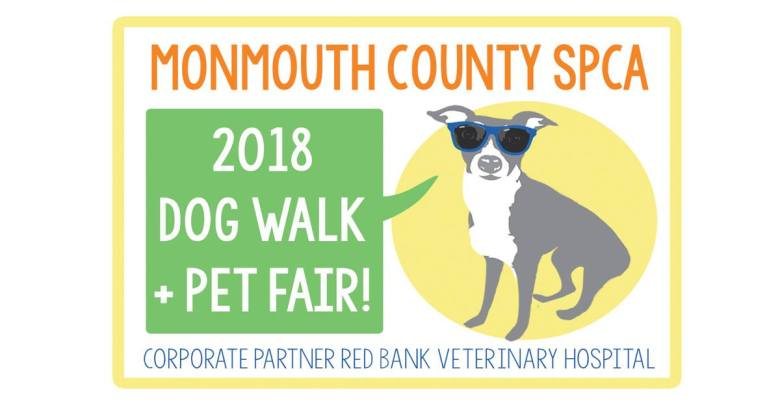 Monmouth County SPCA Dog Walk + Pet Fair slated for April