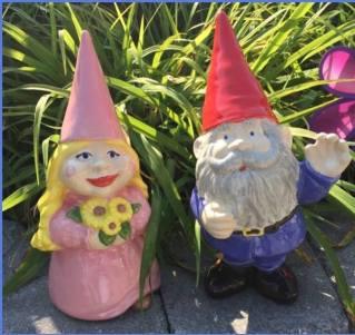 A Time to Kiln Garden Gnome