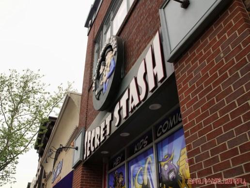 Kevin Smith at Jay & Silent Bob's Secret Stash on 5-5-2018 25 of 52