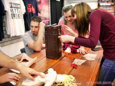 Trap Door Escape Room Puzzles and Corks 24 of 39