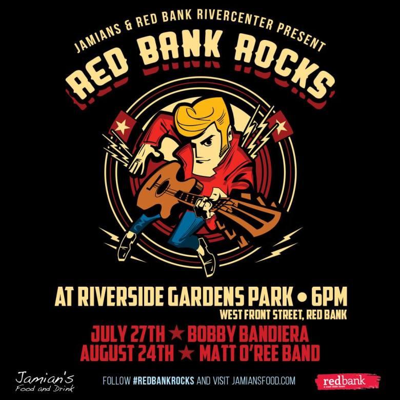 Red Bank Rocks