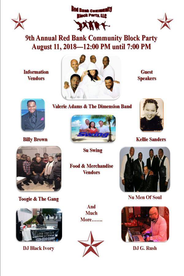 Red Bank Community Block Party