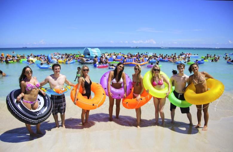 Floatopia Labor Day Beach Festival