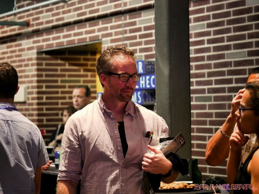 Monmouth Film Festival 2018 Networking 12 of 20