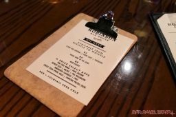 The Robinson Ale House NFL Game Day Menu 9 of 26