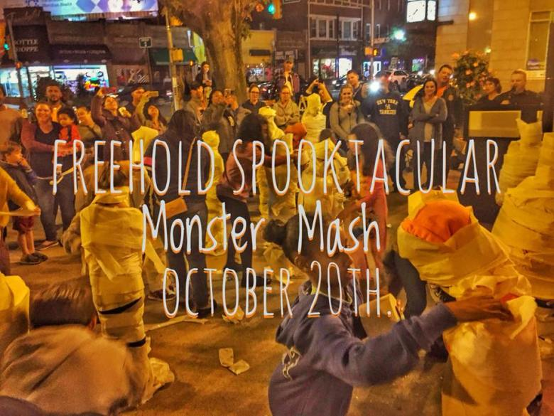 Freehold Spooktacular Monster Mash