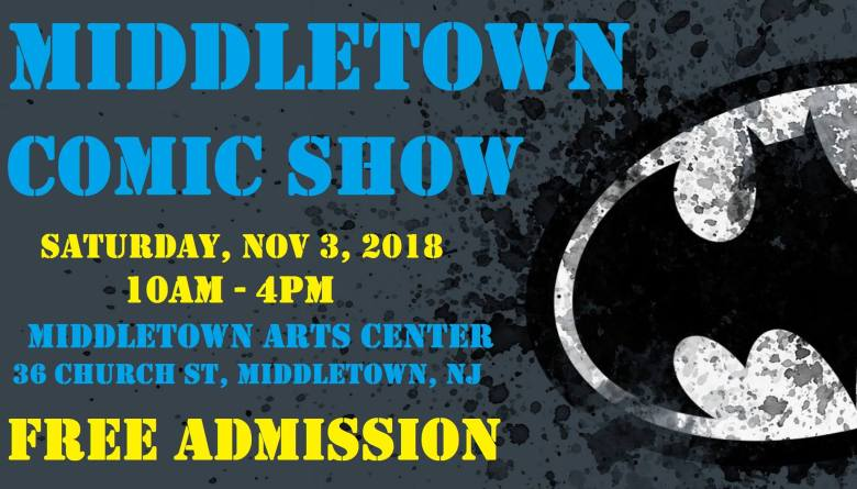 Middletown Comic Show
