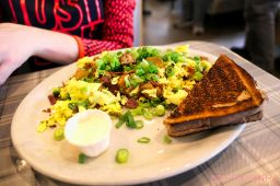 Toast Red Bank 16 of 18 bacon eggs cheese hash