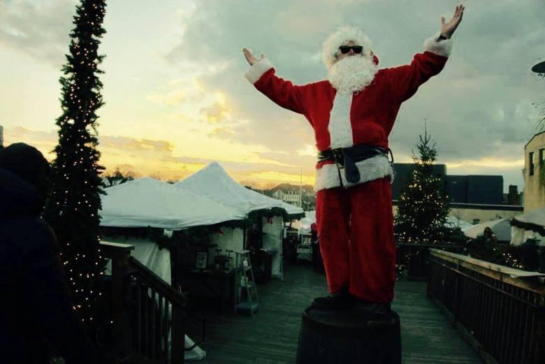 Annual Holiday Weihnachtsmarkt