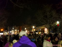 Holiday Express Concert Town Lighting 110 of 150