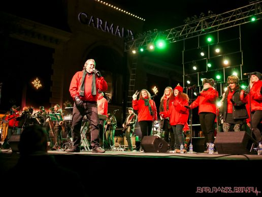 Holiday Express Concert Town Lighting 116 of 150