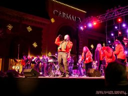 Holiday Express Concert Town Lighting 119 of 150