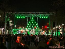 Holiday Express Concert Town Lighting 124 of 150