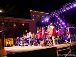 Holiday Express Concert Town Lighting 129 of 150