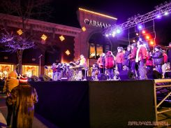 Holiday Express Concert Town Lighting 139 of 150