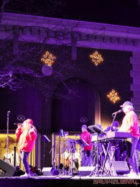 Holiday Express Concert Town Lighting 46 of 150
