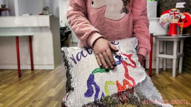 Paint A Tee Sequin Pillows 10 of 73