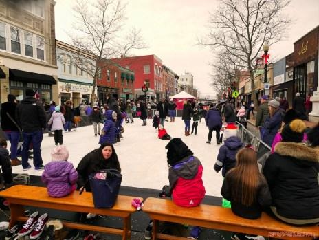 Winter on Broad Street 12 of 78