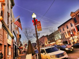 Downtown Red Bank landscape buildings 8 of 26