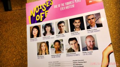 noises off opening night at two river theater 8 of 40