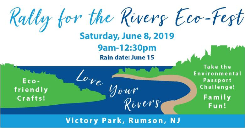 Rally for the Rivers Eco-Fest 2019 Clean Ocean Action