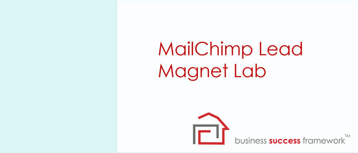 Red Barn You Mail Chimp Lead Magnet