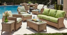 Outdoor Wicker Seating Sofas & Sectionals Redbarn