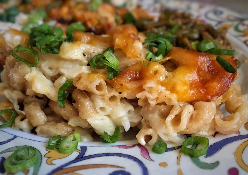 Creole Mac and Cheese