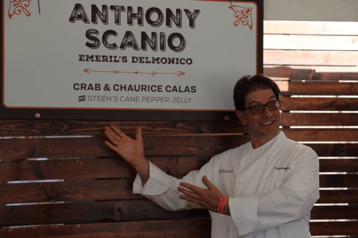 Chef Anthony Scanio: How Do You Red Bean? RedBeansAndEric.com
