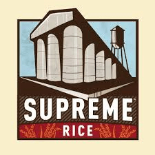 Supreme Rice from Crowley, Louisiana.