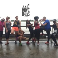 AROUND NOLA: Learn the New Orleans Bounce Moves and Secondline Steps at BOUNCE YA BRASS