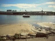airport riverway