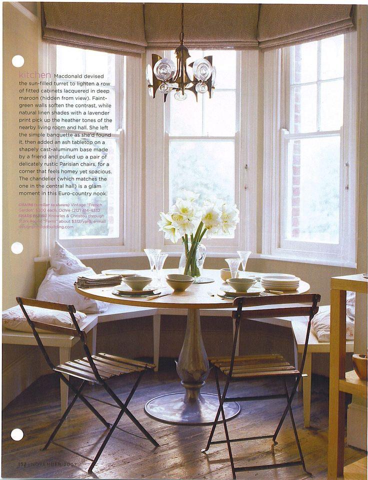 Wicker  Bench Dining Room Trends  REDBIRD