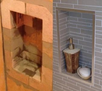 the definitive shower niche planning