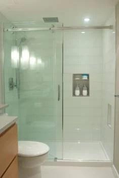 modern shower design