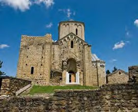 Djurdjevi stupovi monastery