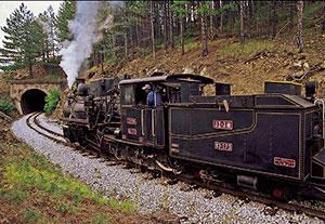Sargan eight railways