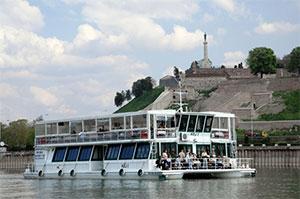 River Cruise, Belgrade