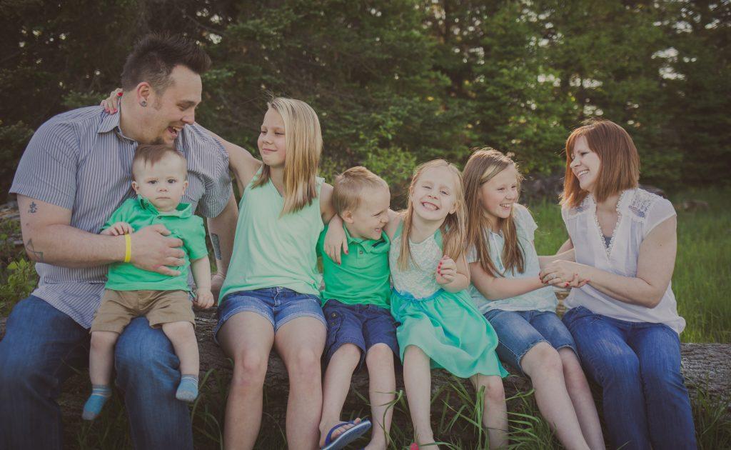 The Geraty Family