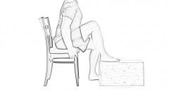 Sitting-Hamstring-Stretch-v1-1   Hamstring Stretches