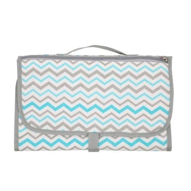 Foldable Changing Pad and Diaper Bag Redbox CPD027