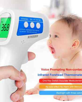 Non-Contact Digital IR Thermometer Redbox