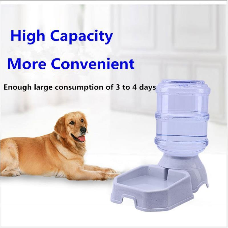 Automatic Feeder for Cats and Dogs, Water Dispenser Redbox